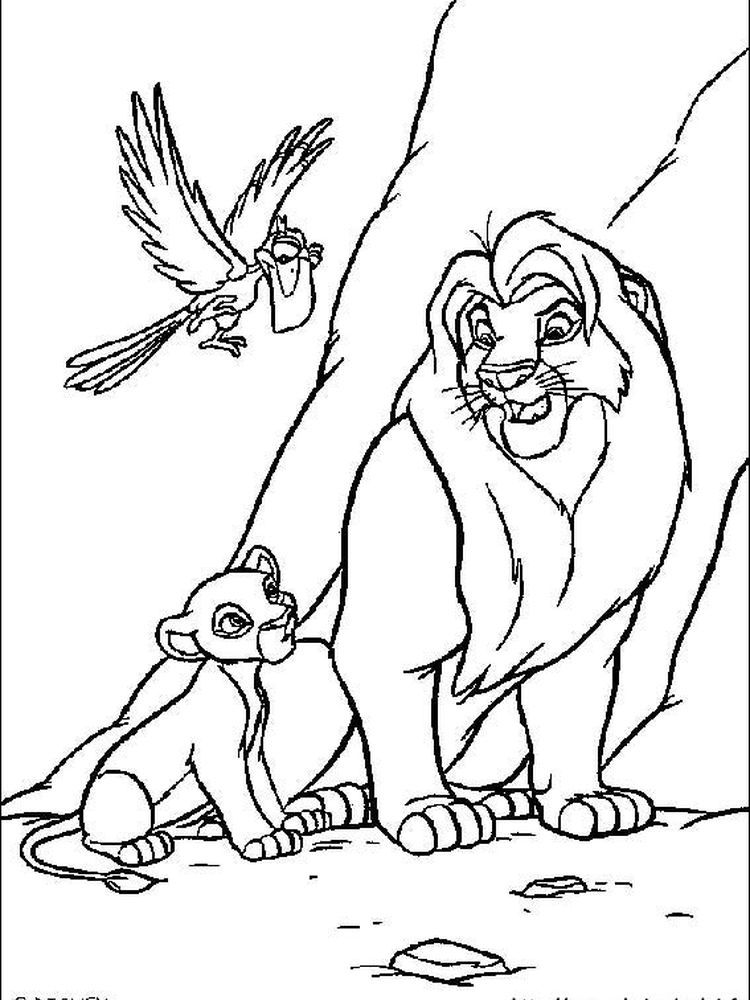 Lion King Coloring Pages 2019 The Following Is Our Lion King Coloring Page Collection You Are Free In 2020 Horse Coloring Pages Cartoon Coloring Pages Coloring Pages