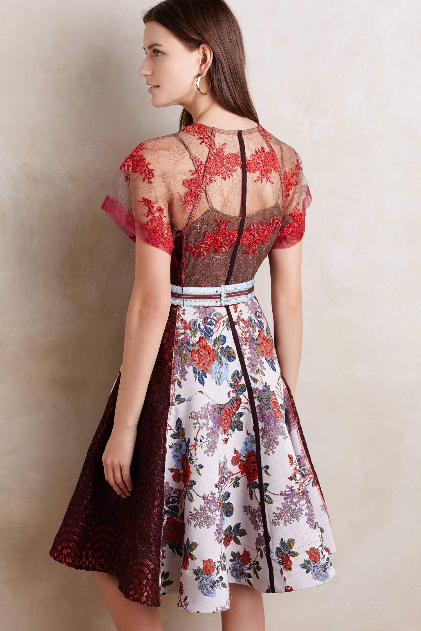 NEW Anthropologie Parkland Embroidered Maxi Dress by Raga Size MP (Orig.  $168)