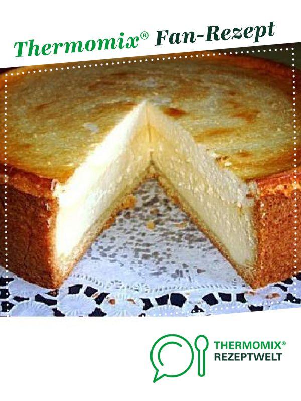 2 Schichtkasekuchen Rezept Cheesecakes Kasekuchen Pinterest
