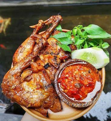 Ayam Bakar Wong Solo Di 2020 Resep Masakan Resep Ayam Resep Makanan