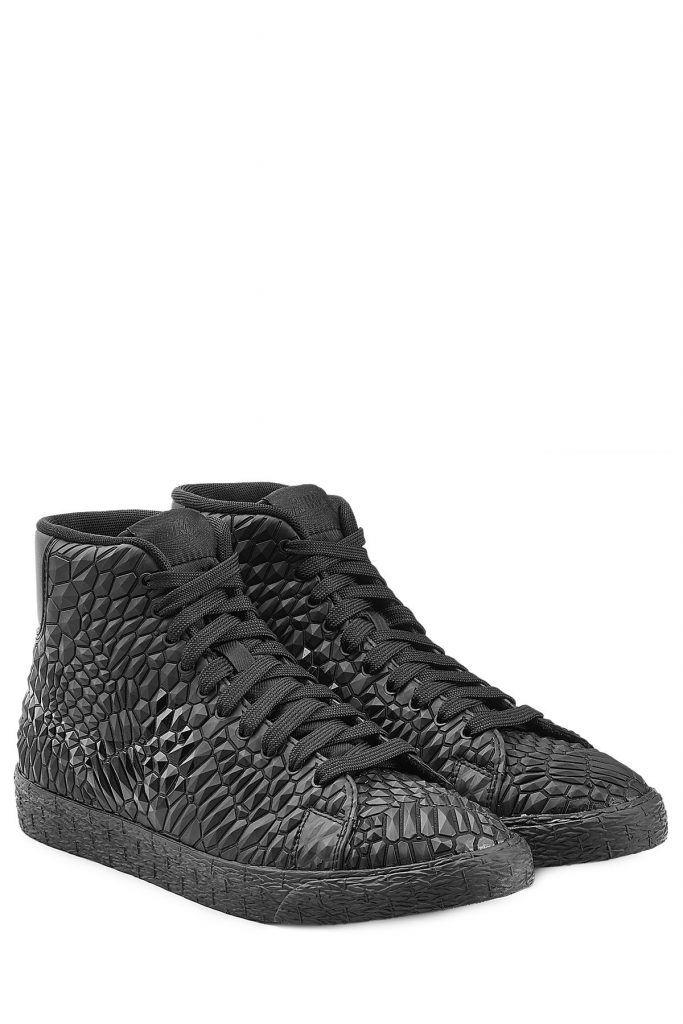 nike sneakers blazer mid diamondback schwarz für damen