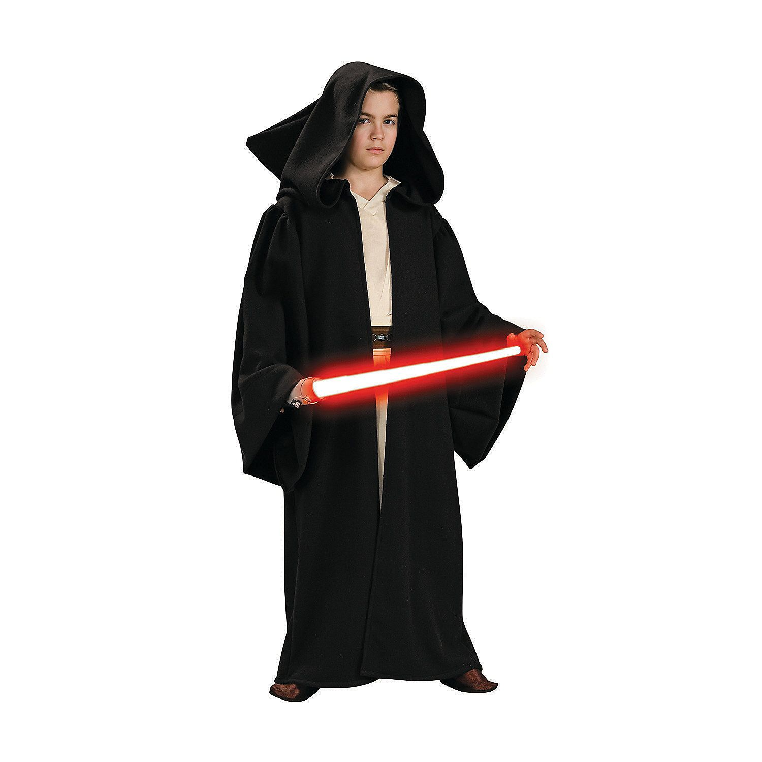 Star Wars Rubie/'s Costume Men/'s Super Deluxe Adult Hooded Sith Robe