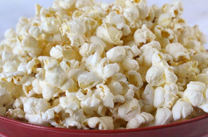 How to Make Perfect Popcorn | Recipe | Recipes to Cook | Pinterest Thug Kitchen Stove Top Herb Popcorn on