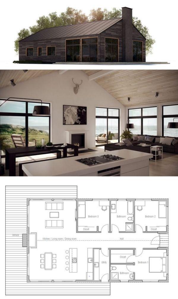 House Plan, Modern Farmhouse by tonya