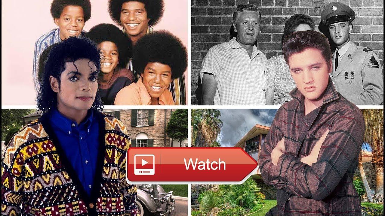 Elvis presley vs michael jackson