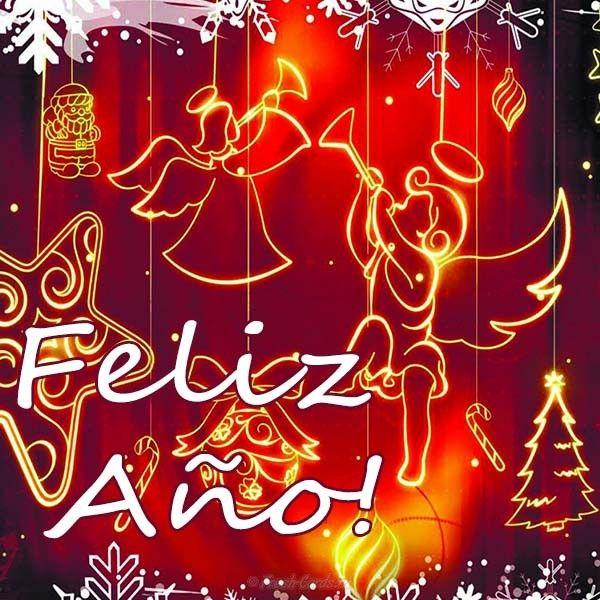 эта коллекция испанские открытки с новым годом живая картина стену