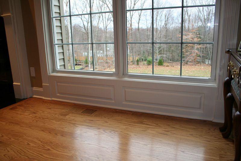 Wainscoting Below Window Wainscoting Panels Front Doors With Windows Wainscoting