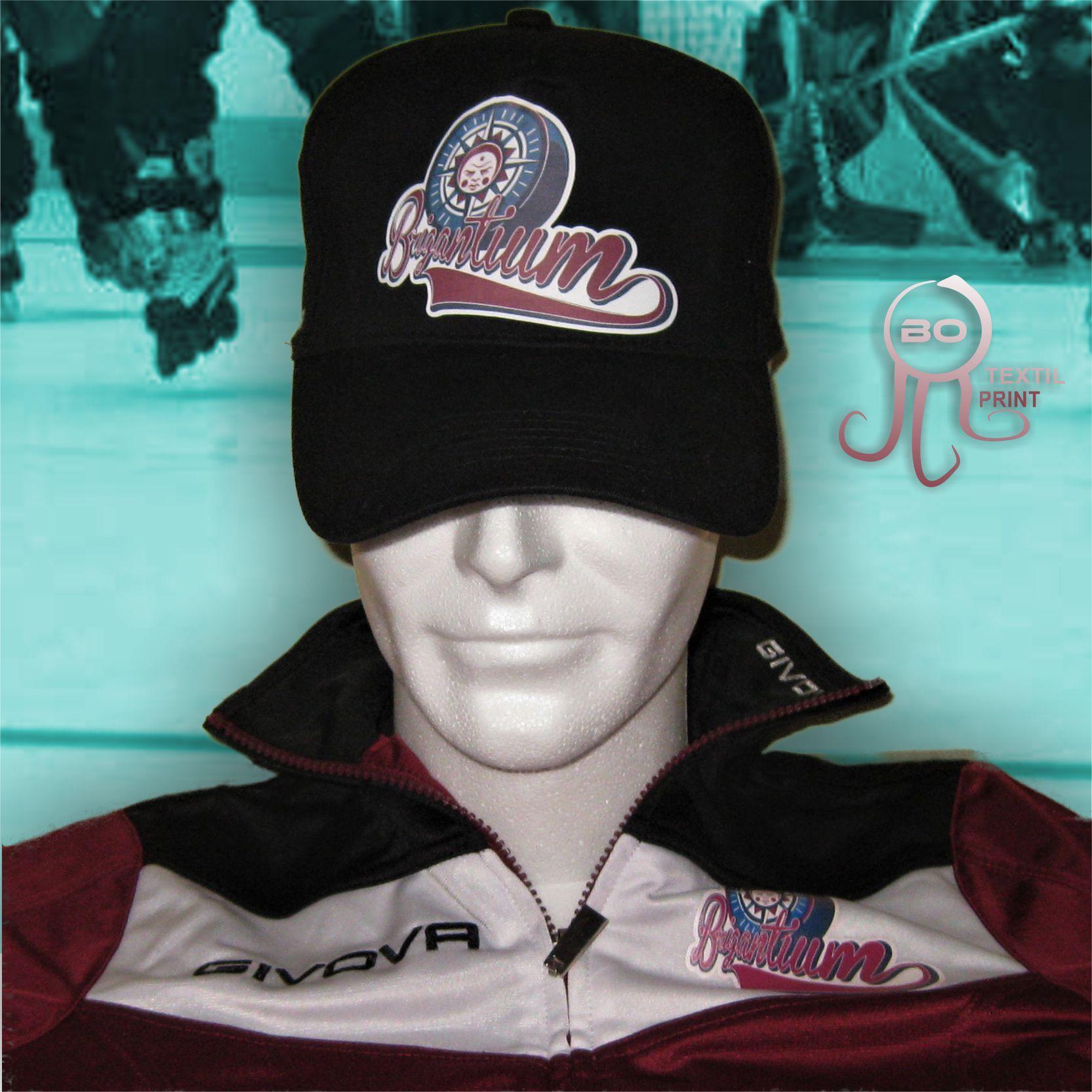 79ef65e6dd6e Gorras equipo Hockey personalizadas. www.botextilprint.es ...
