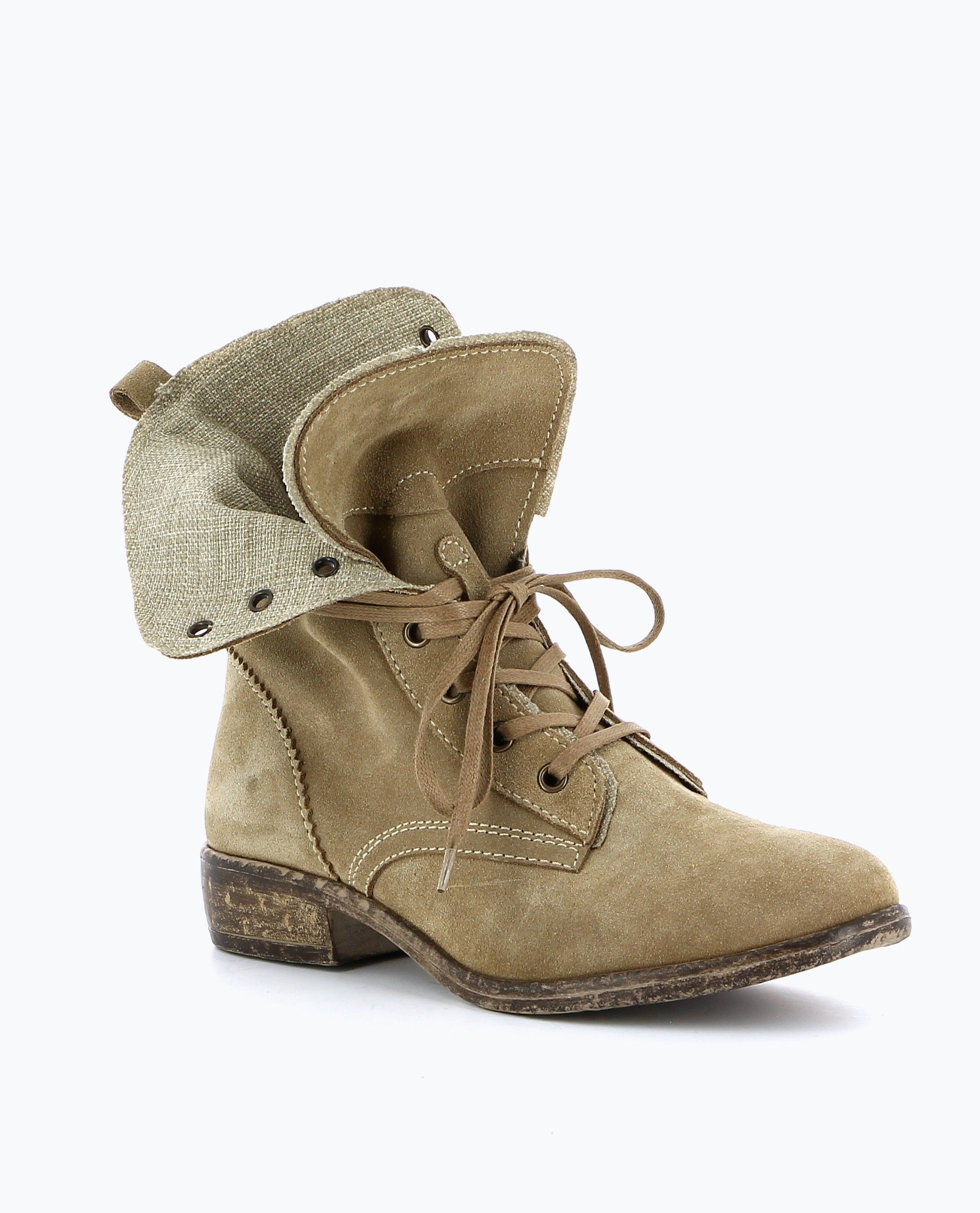 088f79f889db1e BOOTS LACETS CROÛTE DE CUIR - FEMME | Texto | SHOeS | Oxford shoes ...