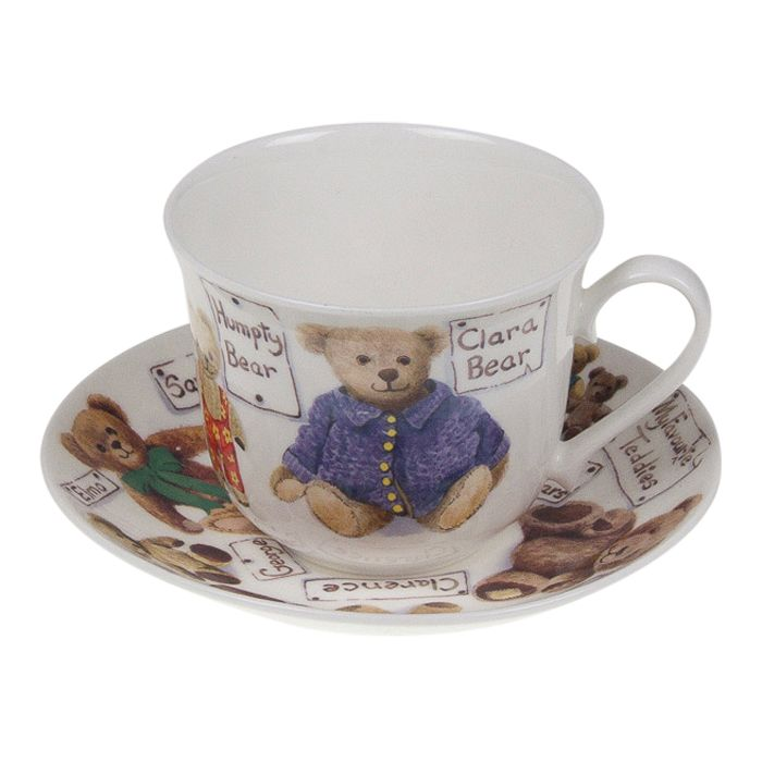 My Favourite Teddy Morgenkop 0,45 ltr. #børn #stel #kop #bamse #spb #smagpåbordet