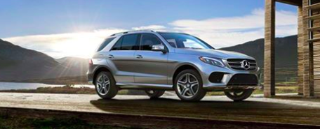 The MercedesBenz GLE350e is the perfect family car