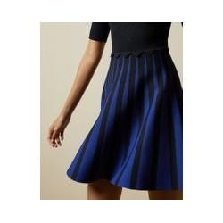 Photo of Strick-Skaterkleid mit kurzen Ärmeln Ted BakerTed Baker
