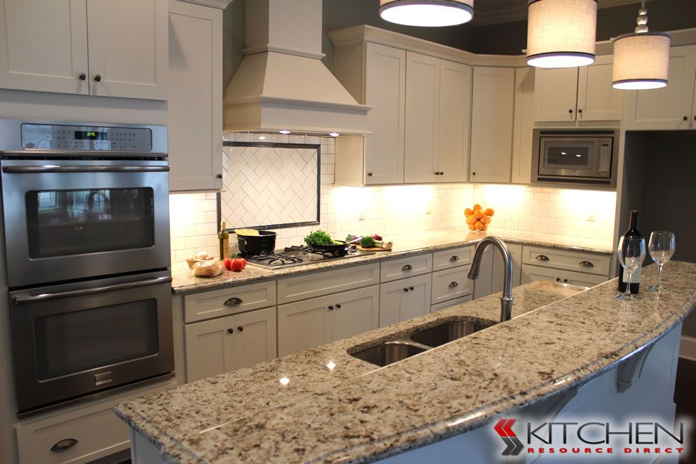 Shaker Maple White Photo Gallery | Cabinets.com By Kitchen Resource Direct