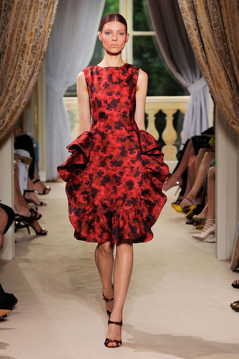 Giambattista Valli Haute Couture - Pasarela