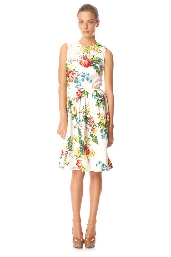 French connection maxi beach dress with ditsy print pants
