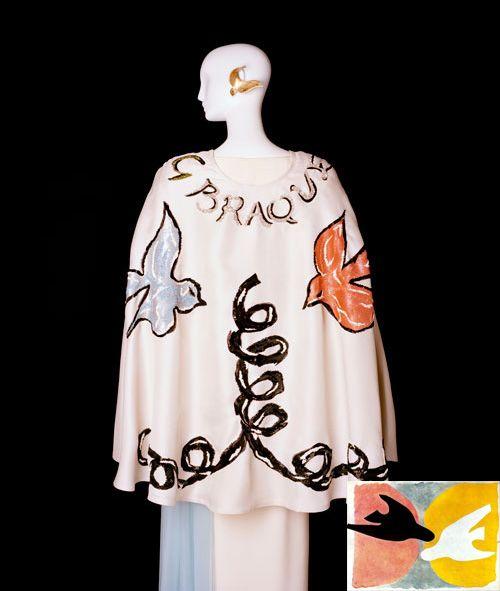 Saint Robe LaurentHommage Cape Et Haute Yves Couture L Ss 1988 À derxBCo