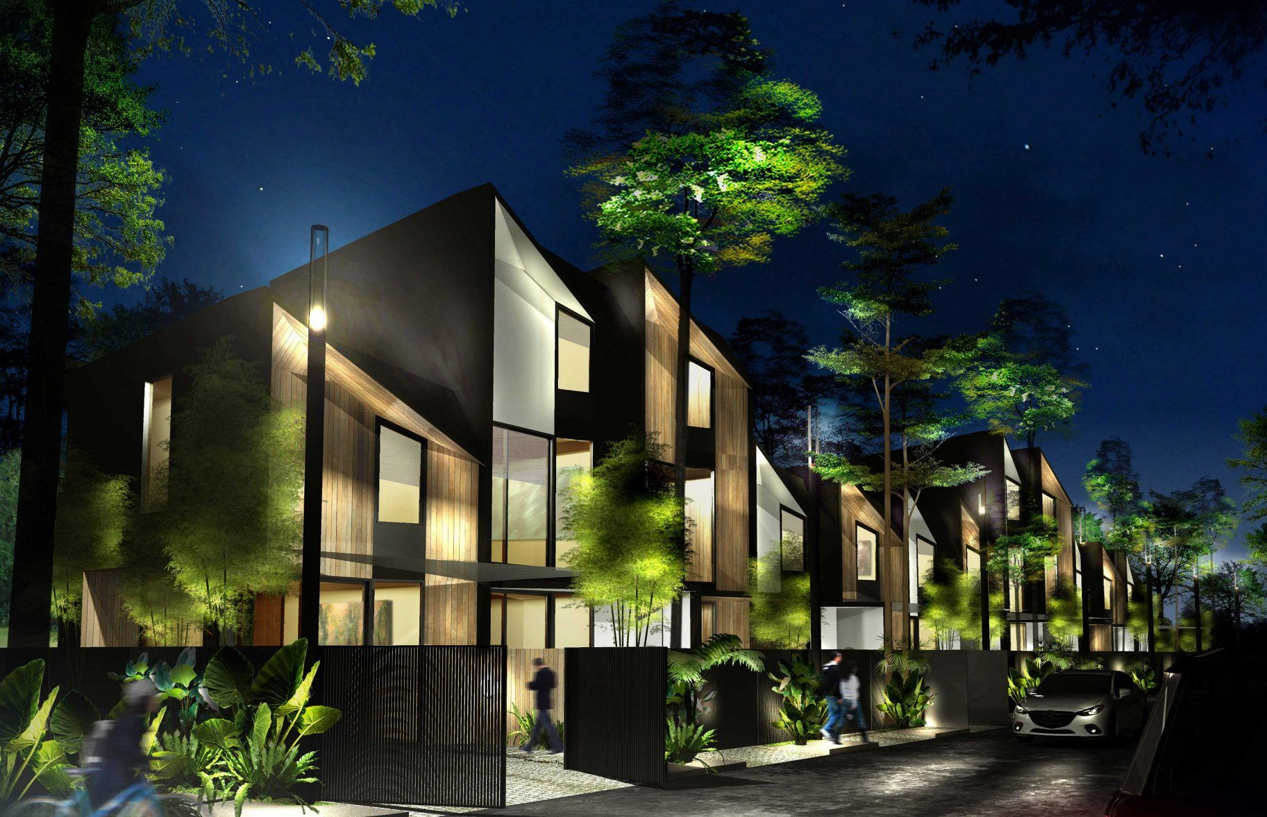 BUDJI ROYAL sets a new trend in the local prefab housing with