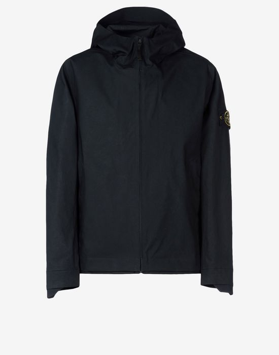 41825 3L PERFORMANCE COTTON Jacket Stone Island Men -Stone Island Online Store