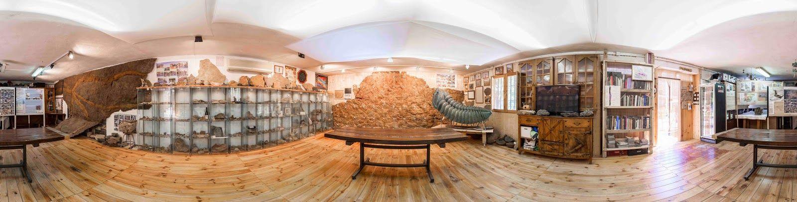 Casa Rural-Restaurante Boquerón de Estena. Parque Nacional De Cabañeros: Vista Panoramica de nuestro salón de eventos