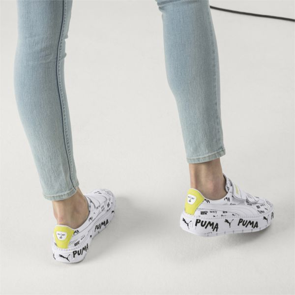 2838d19442d5 Image 4 of PUMA x SHANTELL MARTIN Platform Trace Strap Women s Sneakers