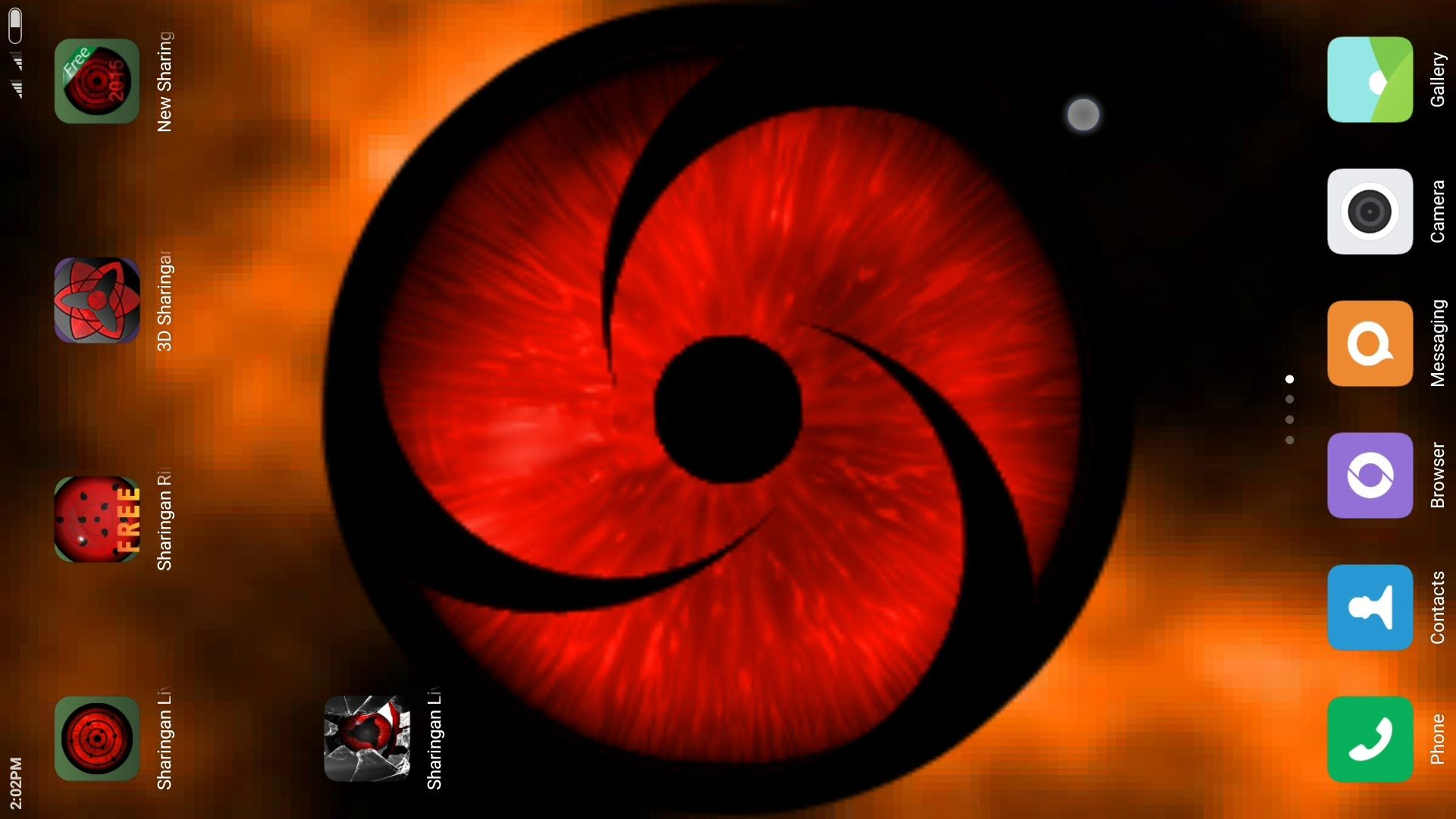 Top 5 Awesome Sharingan Live Wallpaper Apps Ever For Android