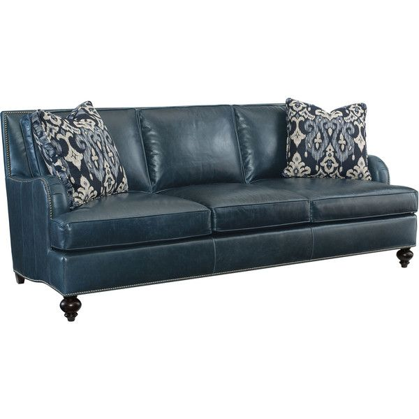 Sofa Bernhardt Liked On Polyvore Featuring Home