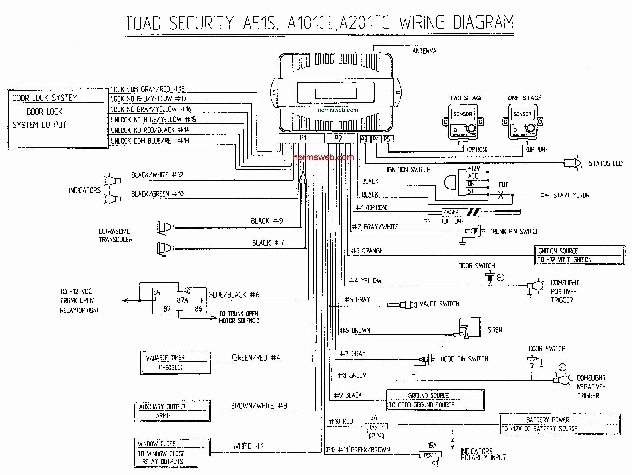 Bulldog Security Wiring Diagrams Alarm Systems For Home Car Alarm Home Security Systems