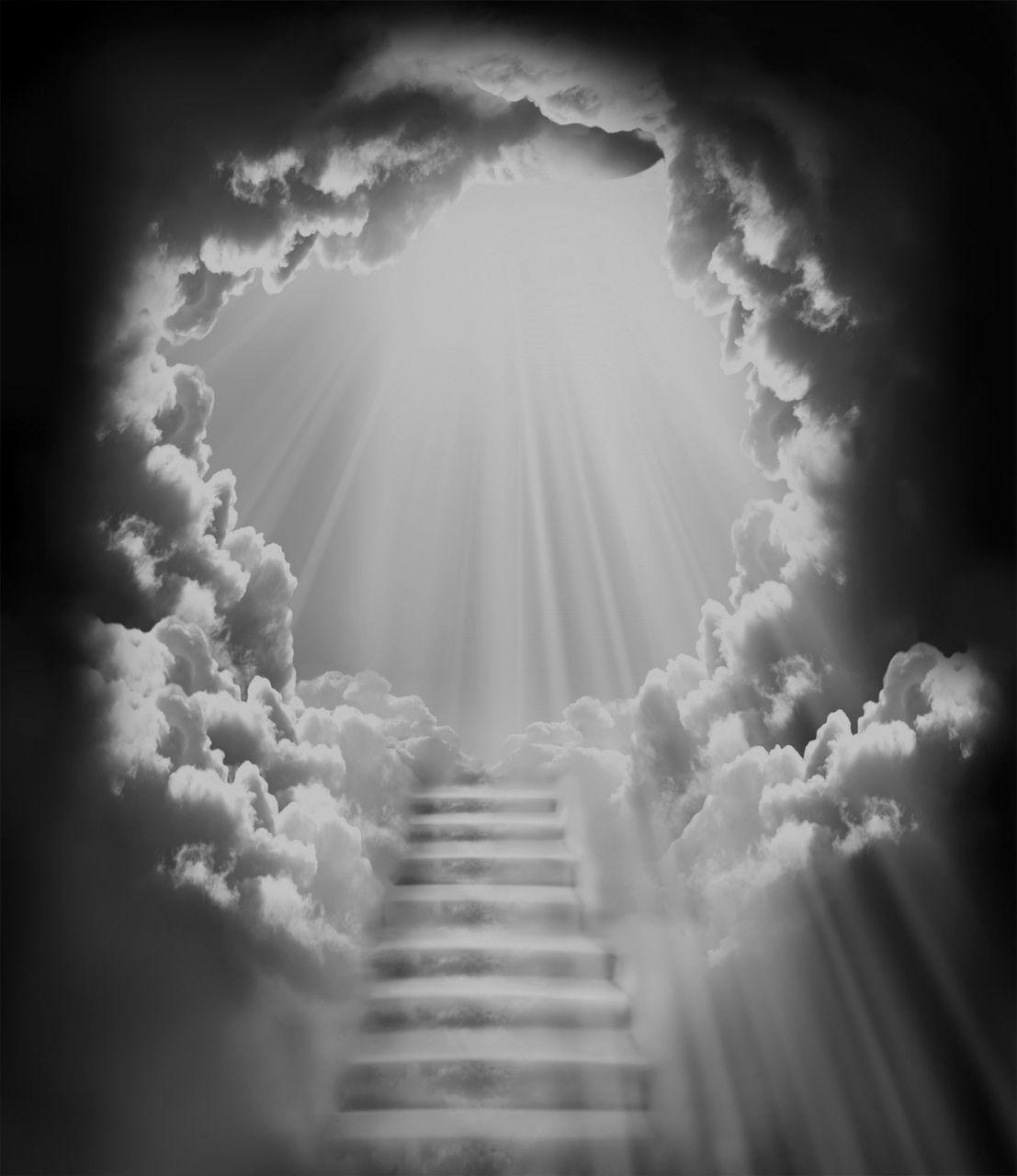 seeing the white light wonderful white pinterest stairways