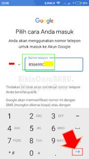 15+ Cara Membuat Akun Google Sendiri paling mudah