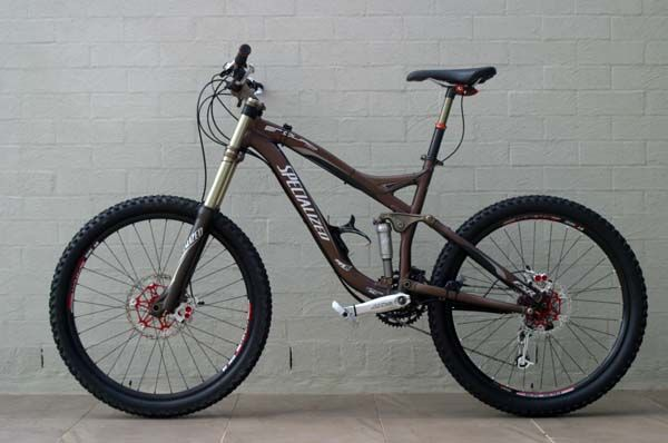 256a97b6ef6 Love riding this bike, 2007 Specialized Enduro. | The Mountain Bike ...