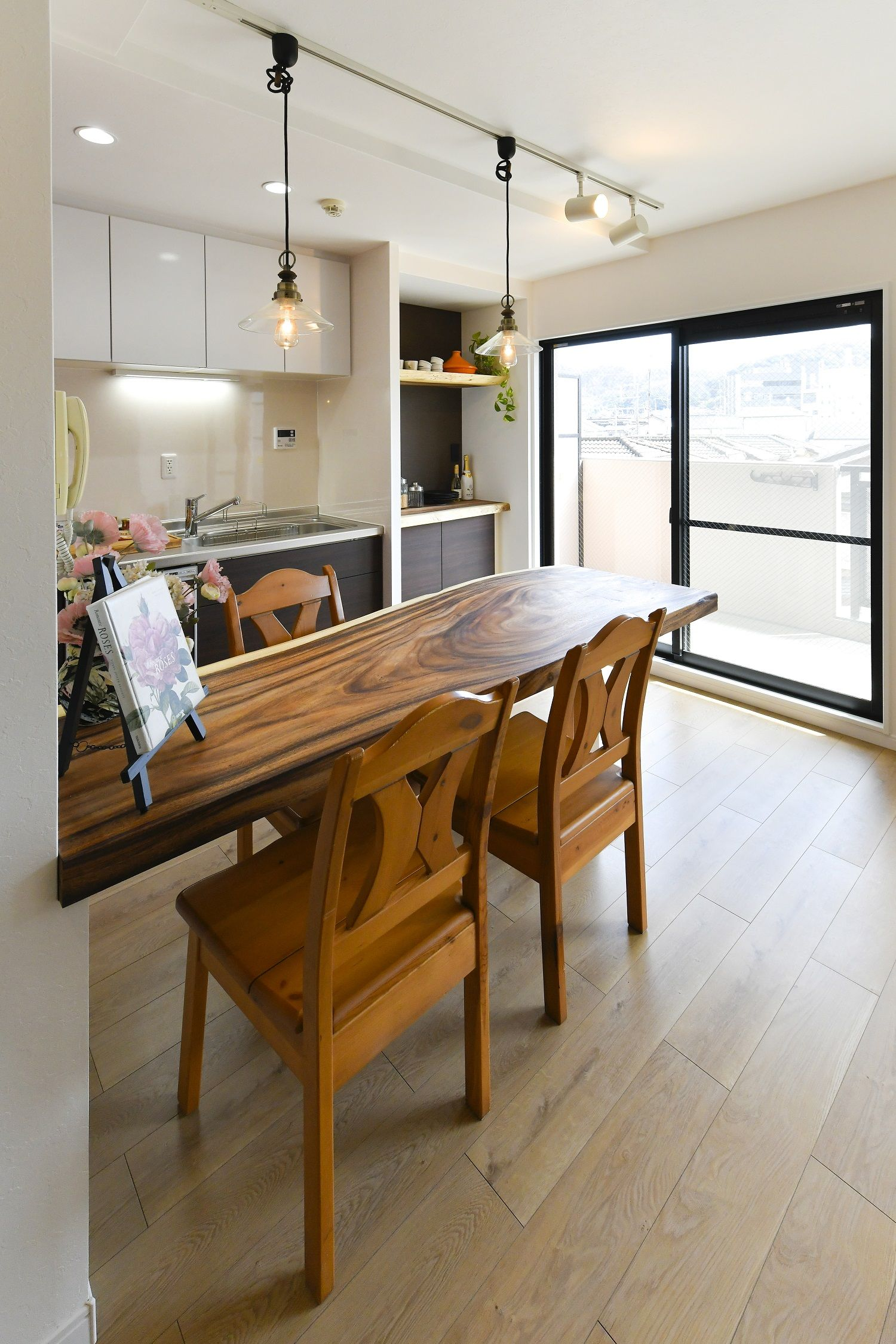 天然木のテーブル 天然木のテーブル 穂高住販 H Diyホーム 模様替え