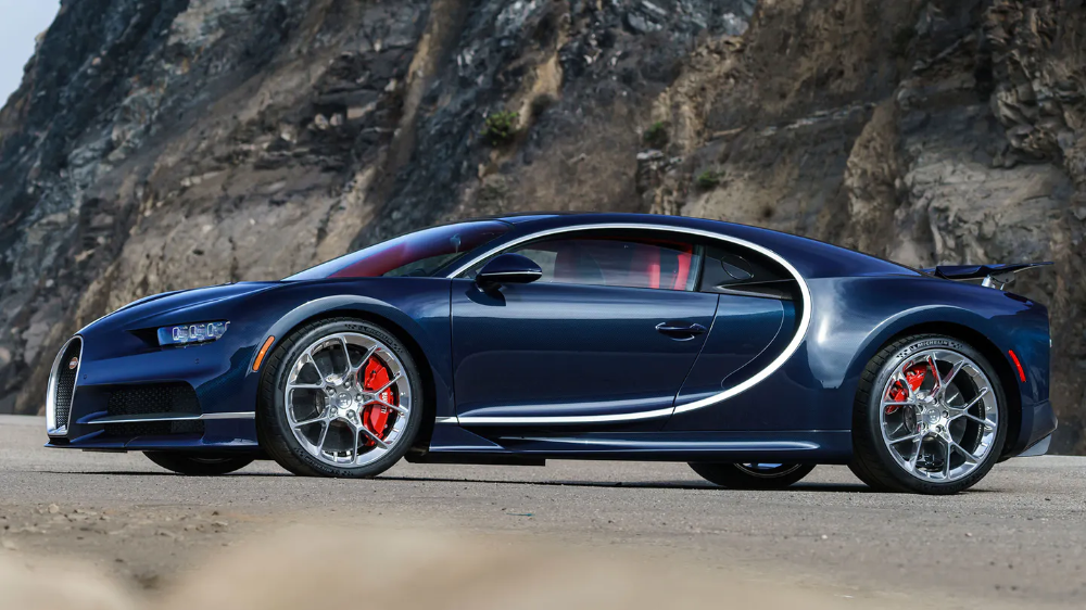 Bugatti Chiron Could Go Hybrid For More Power The Drive Bugatti Chiron Bugatti Cool Sports Cars