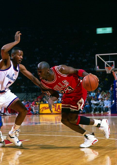 0b0d3c4ecc738 Flashback    Michael Jordan in the Air Jordan VI and VII