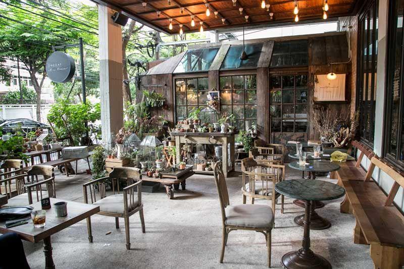 17 Best Cafes in Bangkok, Thailand | Cool cafe, Bangkok, Cafe restaurant