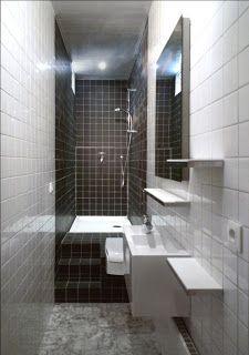 solutionappart transformer une petite salle de bain couloir 4eme etage pinterest. Black Bedroom Furniture Sets. Home Design Ideas