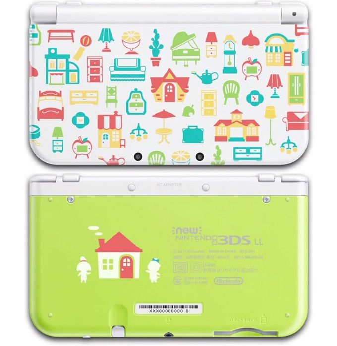 Animal Crossing Happy Home Designer New Nintendo 3ds Ll