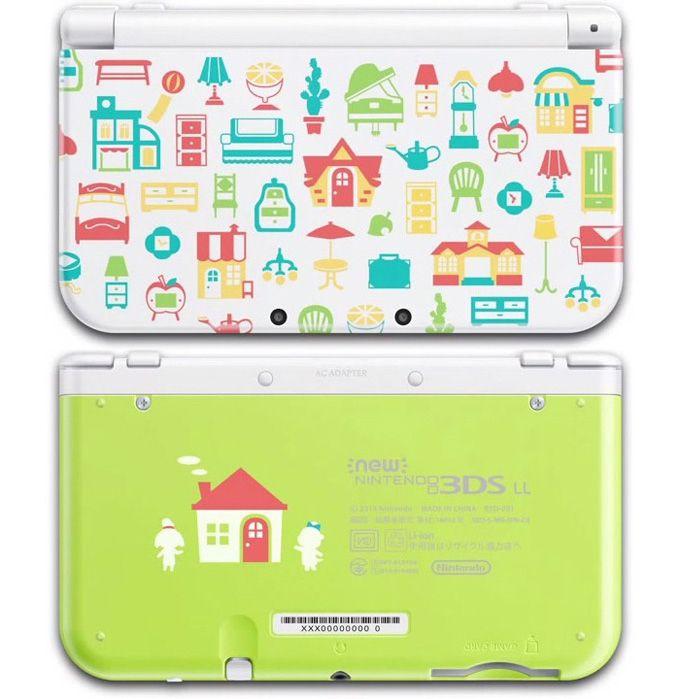 Animal Crossing Happy Home Designer New Nintendo 3ds Ll Happy Home Designer Animal Crossing Animal Crossing Game
