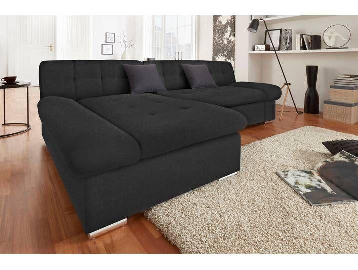 Trendmanufaktur Eckcouch ohne Schlaffunktion, Inkl. Zierkissen, hoher Sitzkomfort, FSC®-zertifiziert #Äußereserscheinungsbildeineshauses