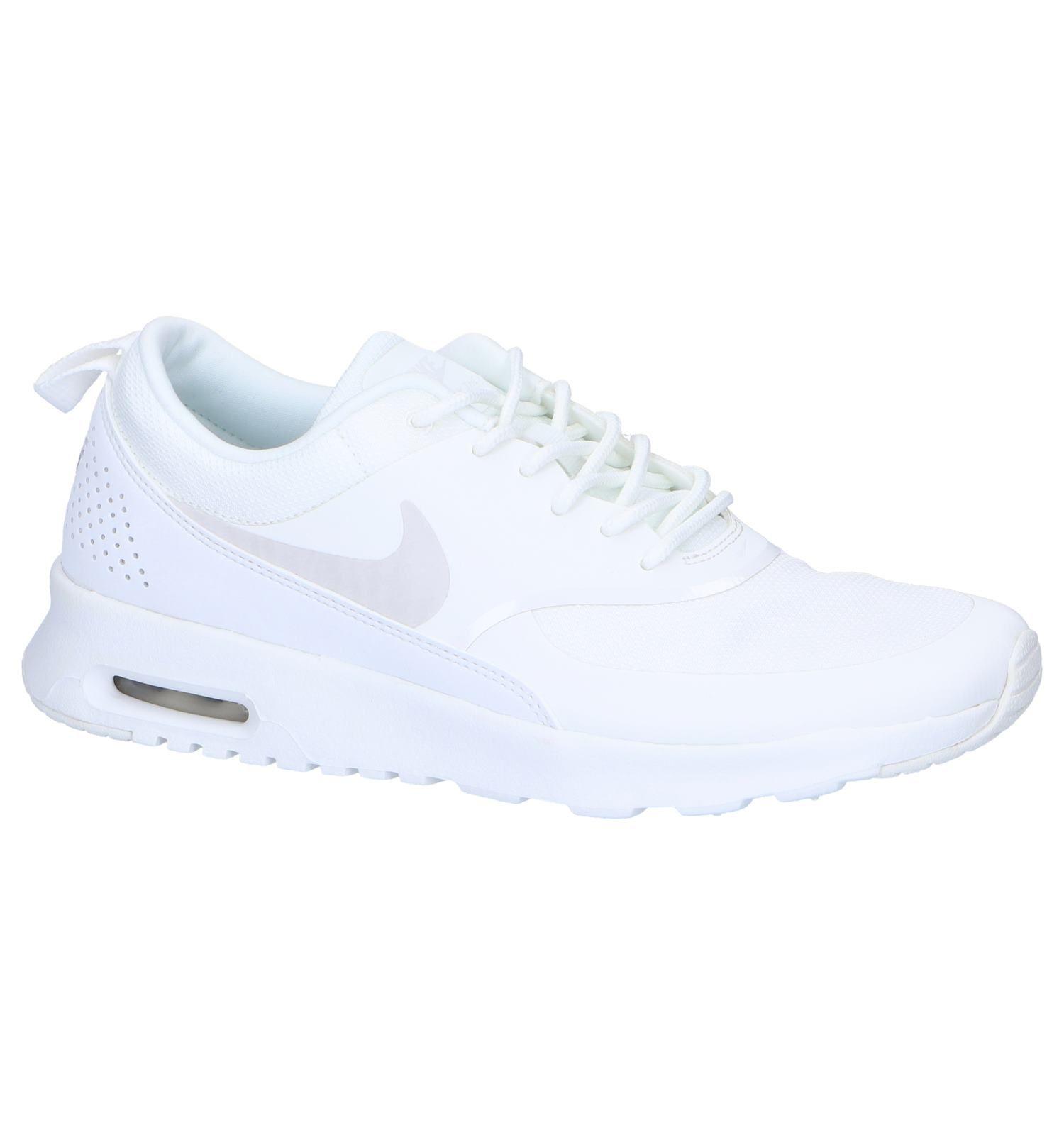 Super Witte Sneakers Nike Air Max Thea | TORFS.BE | Gratis verzend en BH-14