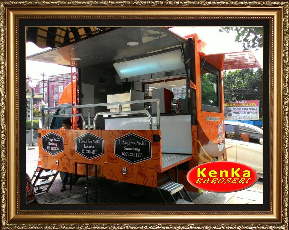 Informasi Harga Dan Spesifikasi Karoseri Mobil Toko Food Truck Box Container Food Mini Trailer Food Segera Kunjungi Websi Truk Makanan Mobil Indonesia