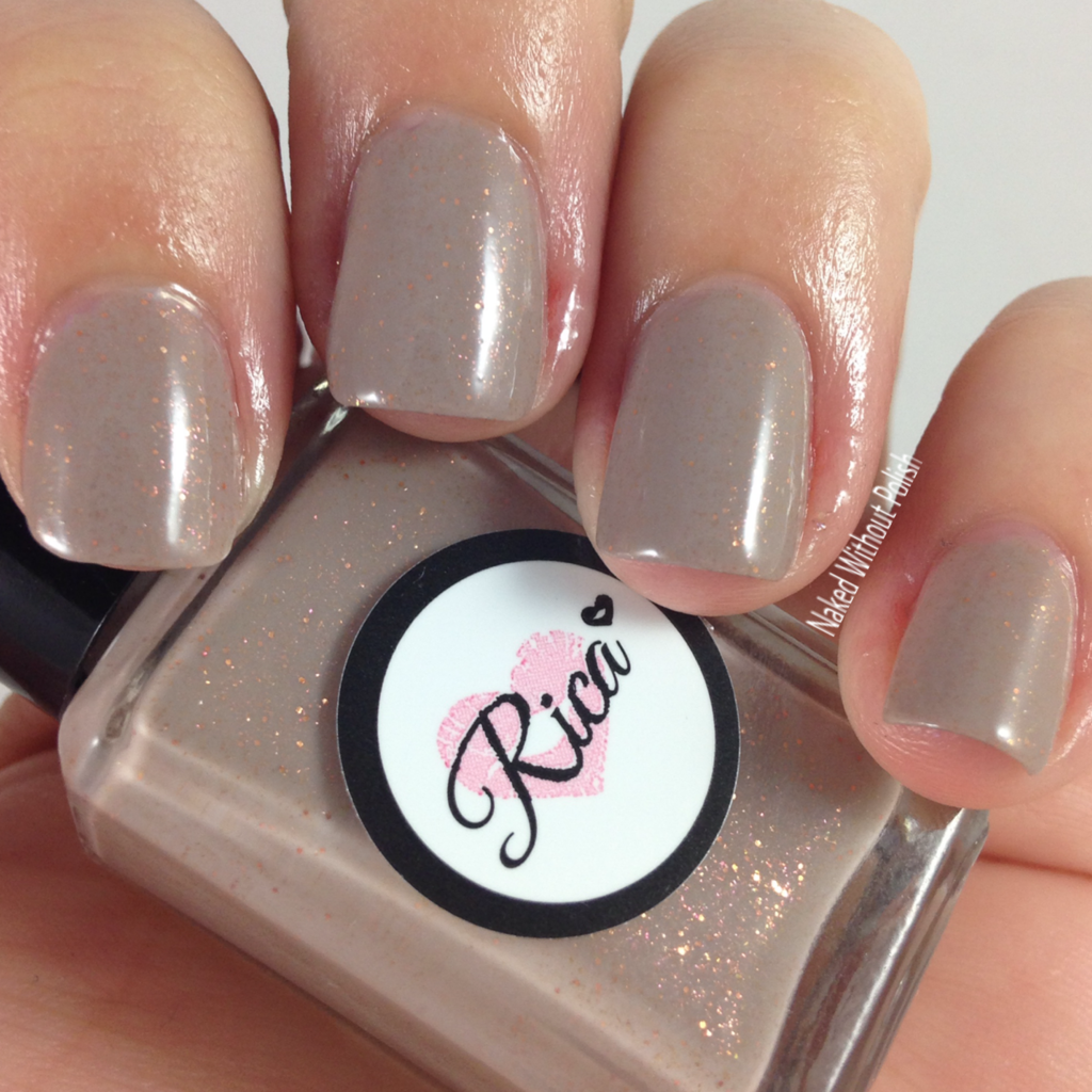 Rica Neverending Story Collection Swatch And Review Nail Polish Swatch Polish