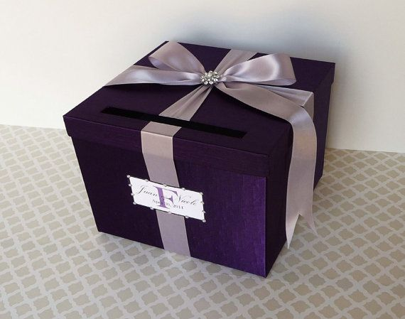 I Think This Is Such A Beautiful Gift Card Holder It S Simple And Elegant Makes Statement Wedding Box