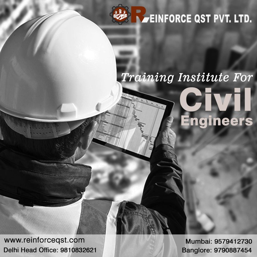 Reinforce Quantity Surveyors And Training Is Providing 100 Live