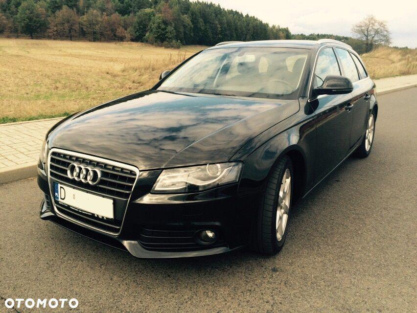 Audi A4 Audi A4 Ambition B O Navi Bogata Wersja Prywatnie Aso Otomoto Audi A4 Audi B O