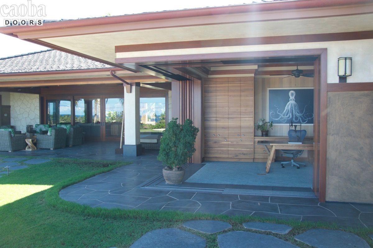 Lift and slidetraditional door by caoba doors door design ideas