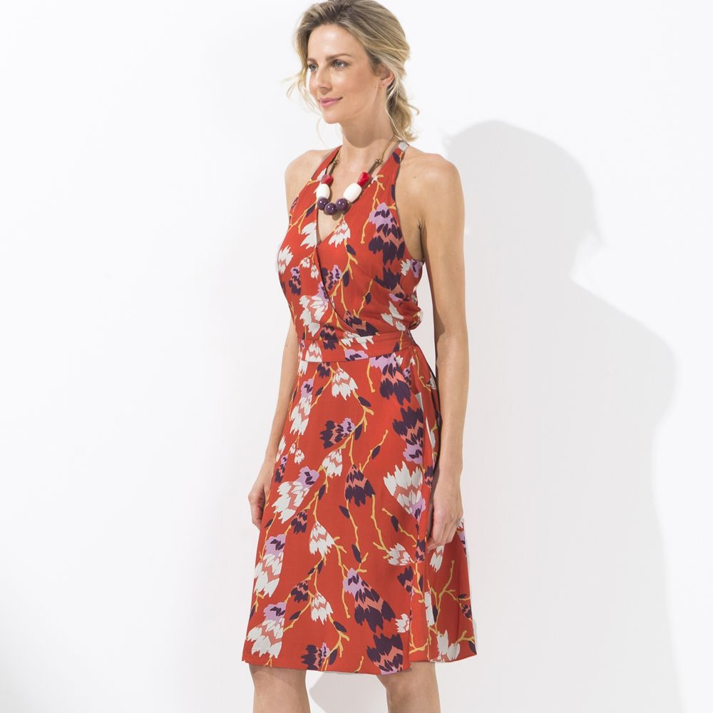 Vestido Estampa Leger - enjoy