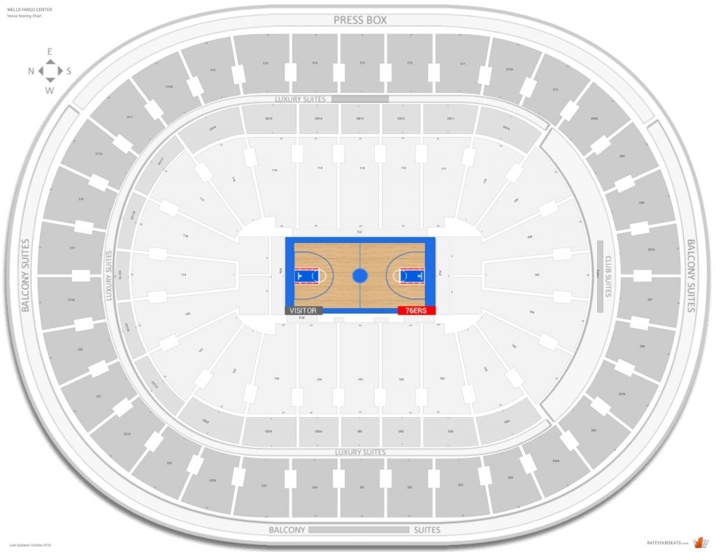 The Awesome In Addition To Lovely Wells Fargo Center Seating Chart Sixers Di 2020