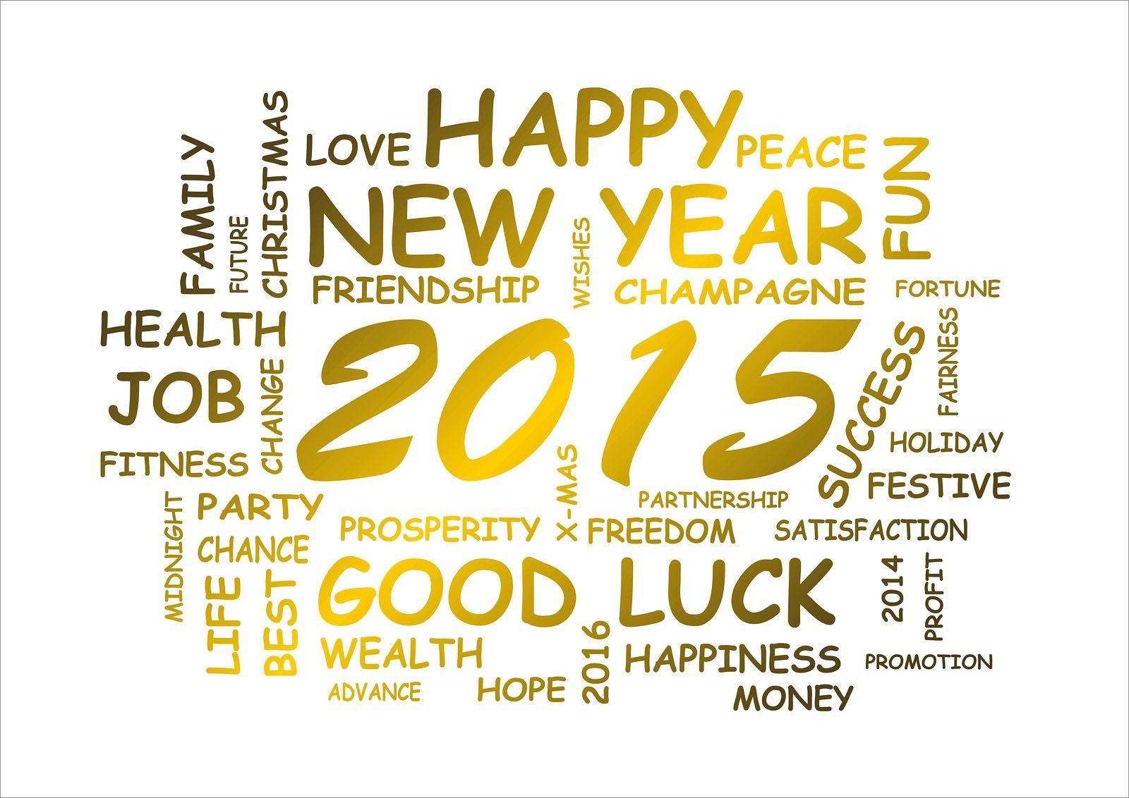 Hallmark Happy New Year Greeting 2015 Printable Happy New Year 2015