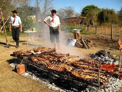 Les testicules de veau ou la gastronomie façon gaucho ! Asado traditionnel
