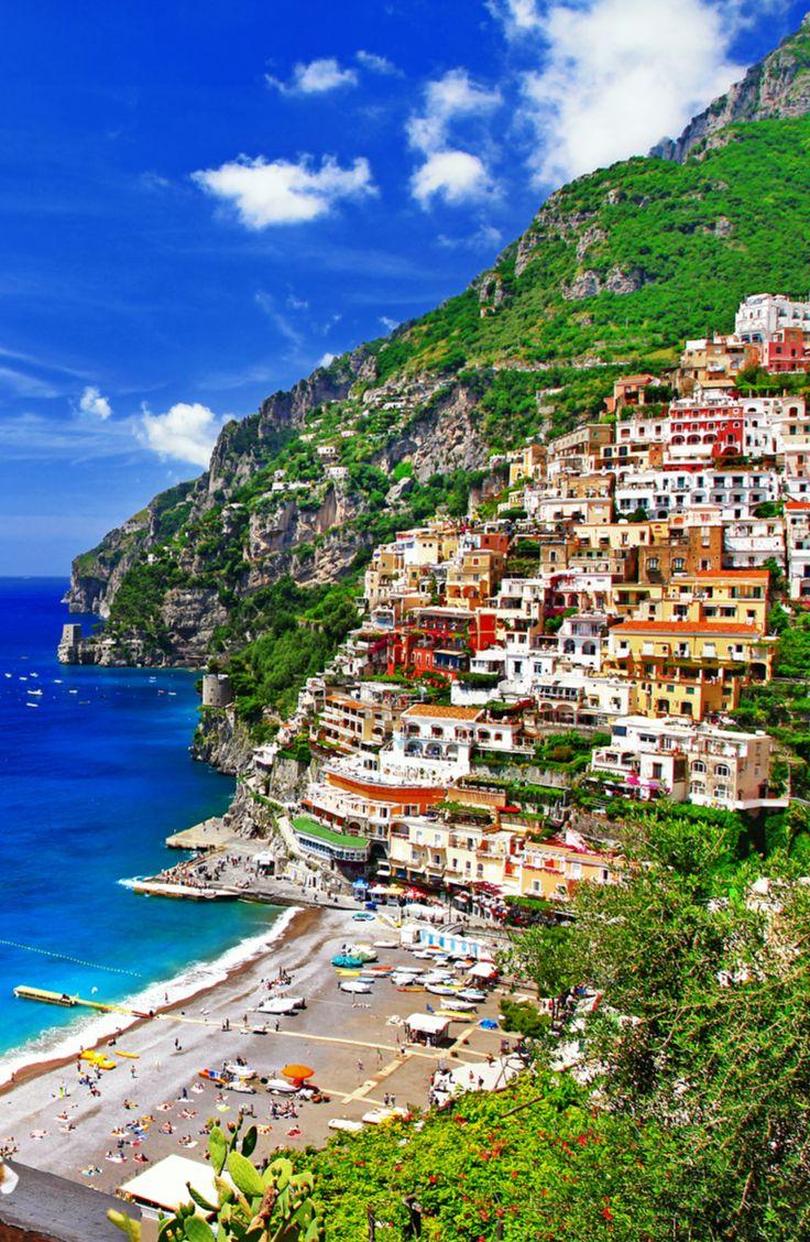 20 Most Beautiful Places In Italy Amalfi Cestovanie Taliansko